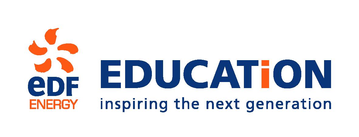 An image of EDF Energy Education logo