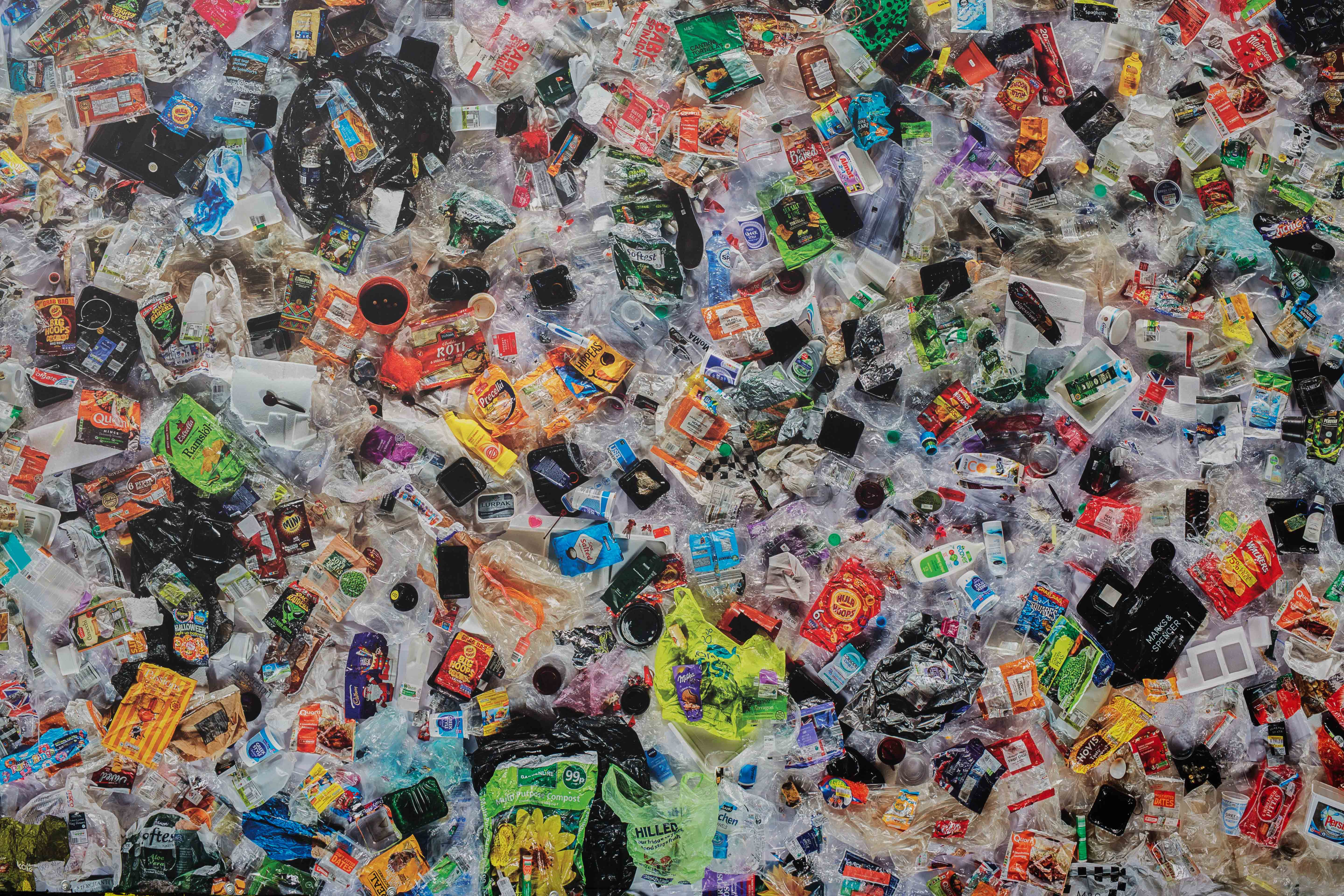 A snapshot of 'Everyday Plastic'