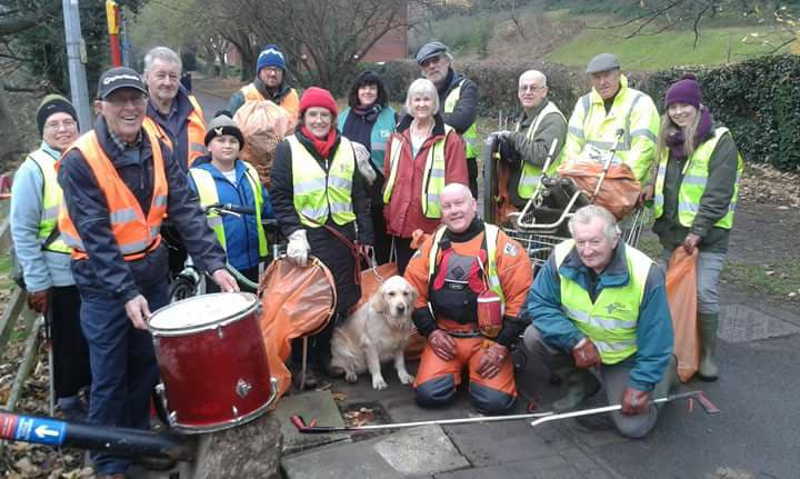 Grantham RiverCare group